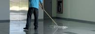 pulizie uffici con mocio